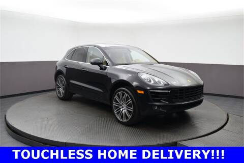 2016 Porsche Macan for sale at M & I Imports in Highland Park IL