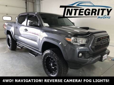 2017 Toyota Tacoma for sale at Integrity Motors, Inc. in Fond Du Lac WI