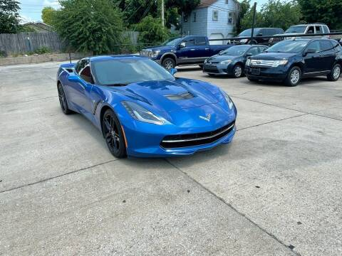 2014 Chevrolet Corvette for sale at Southwest Sports & Imports in Oklahoma City OK