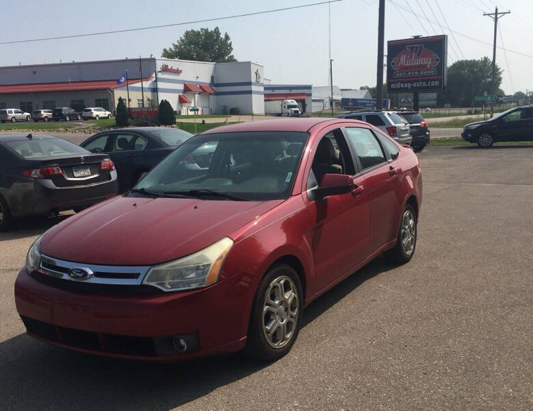 2009 Ford Focus for sale at Midway Auto Sales in Rochester MN
