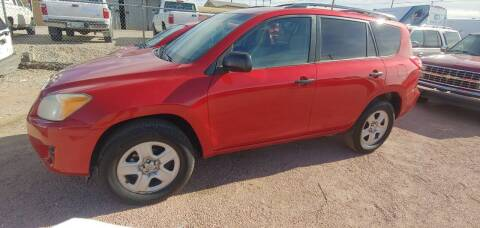 2009 Toyota RAV4 for sale at ACE AUTO SALES in Lake Havasu City AZ