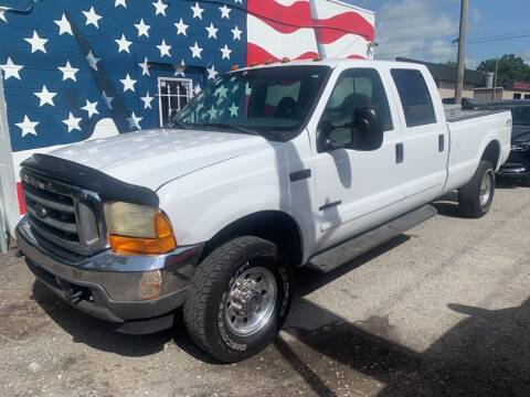 2001 Ford F-350 Super Duty for sale at The Truck Lot LLC in Lakeland FL
