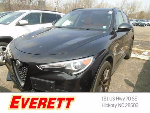 2019 Alfa Romeo Stelvio for sale at Everett Chevrolet Buick GMC in Hickory NC
