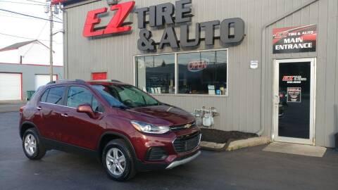 2017 Chevrolet Trax for sale at EZ Tire & Auto in North Tonawanda NY