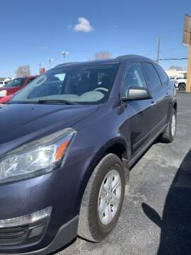 2014 Chevrolet Traverse for sale at Cars 4 Idaho in Twin Falls ID