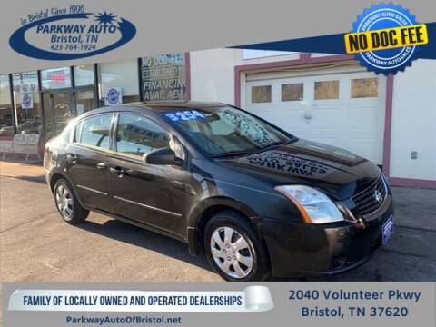 2008 Nissan Sentra for sale at PARKWAY AUTO SALES OF BRISTOL in Bristol TN