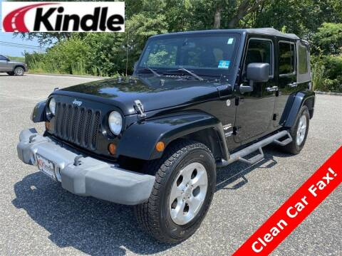 2013 Jeep Wrangler Unlimited for sale at Kindle Auto Plaza in Cape May Court House NJ