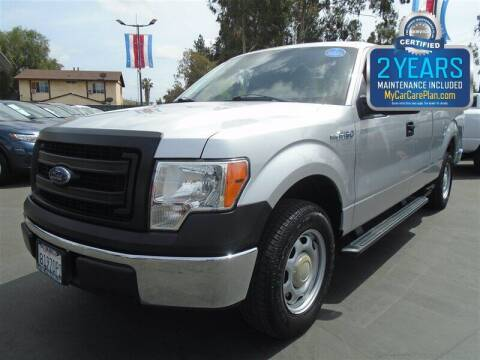 2014 Ford F-150 for sale at Centre City Motors in Escondido CA