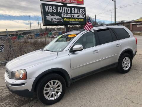 2008 Volvo XC90 for sale at KBS Auto Sales in Cincinnati OH