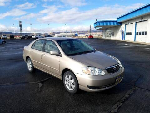 2006 Toyota Corolla for sale at Painter's Mitsubishi in Saint George UT