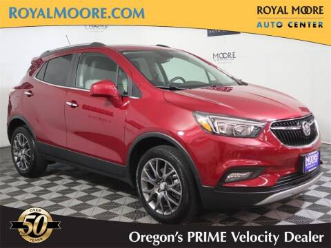 2020 Buick Encore for sale at Royal Moore Custom Finance in Hillsboro OR