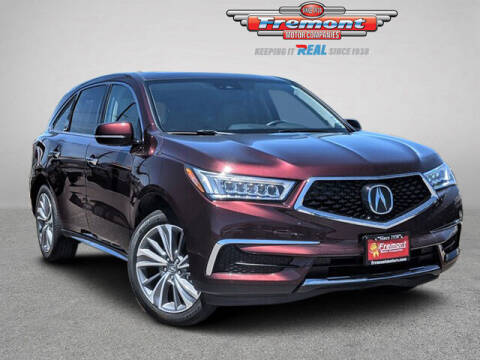 2017 Acura MDX for sale at Rocky Mountain Commercial Trucks in Casper WY