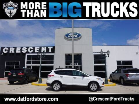 2016 Ford Escape for sale at Crescent Ford in Harahan LA