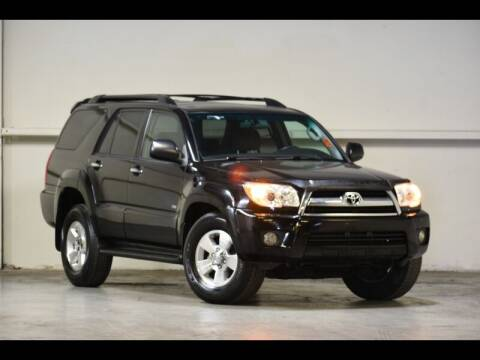 2008 Toyota 4Runner for sale at MGI Motors in Sacramento CA