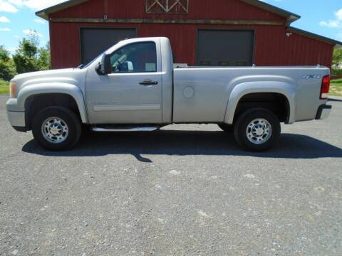 2007 GMC Sierra 2500HD for sale at Celtic Cycles in Voorheesville NY