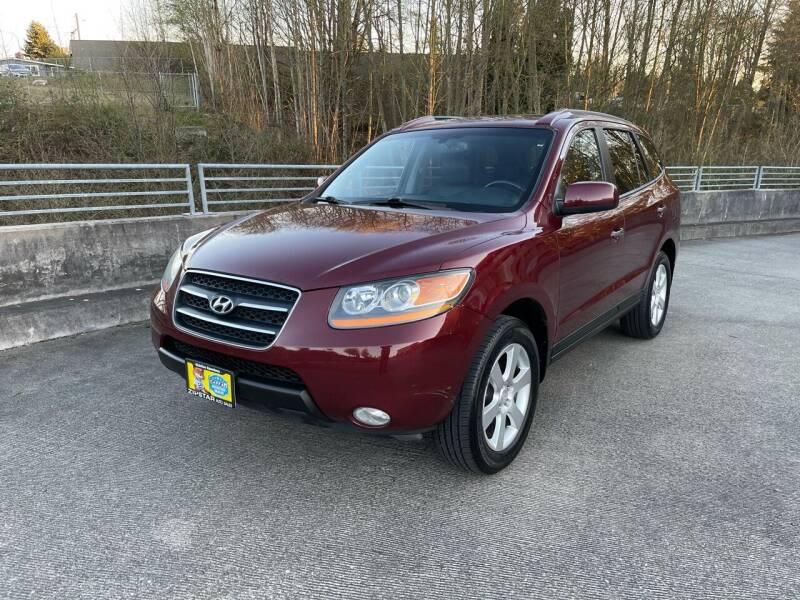 2008 Hyundai Santa Fe for sale at Zipstar Auto Sales in Lynnwood WA