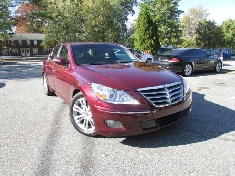2010 Hyundai Genesis for sale at K & S Motors Corp in Linden NJ