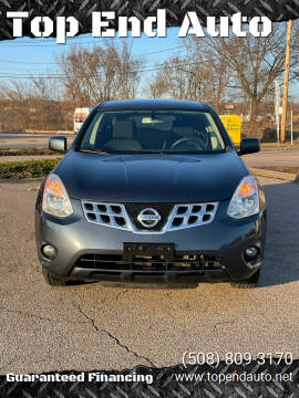2013 Nissan Rogue for sale at Top End Auto in North Atteboro MA