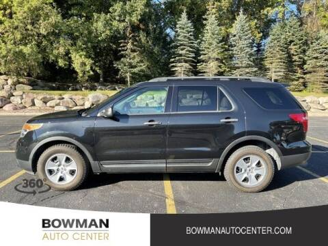 2014 Ford Explorer for sale at Bowman Auto Center in Clarkston MI