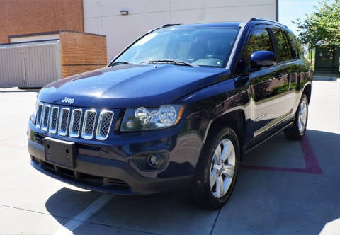 2014 Jeep Compass for sale at International Auto Sales in Garland TX