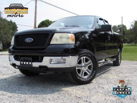 2004 Ford F-150 for sale at High-Thom Motors in Thomasville NC