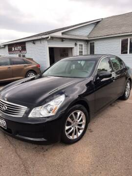 2008 Infiniti G35 for sale at JR Auto in Brookings SD