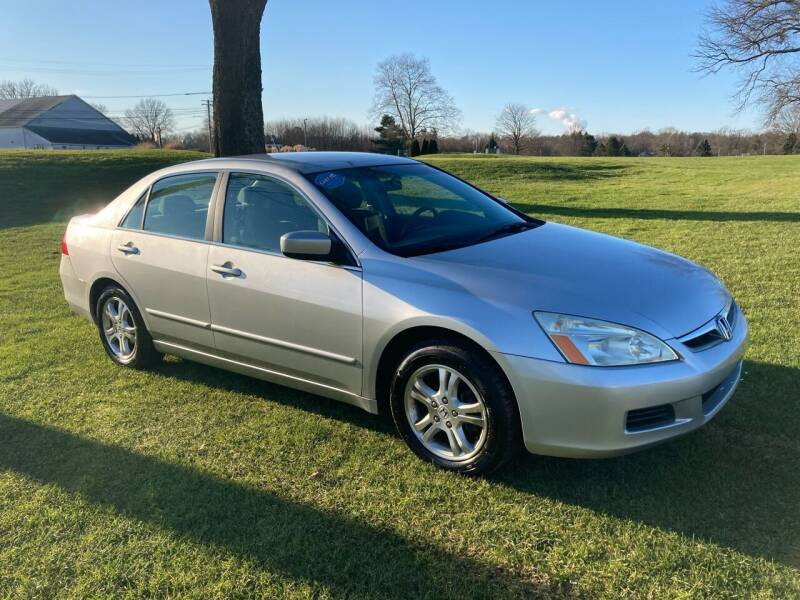 2007 Honda Accord for sale at Good Value Cars Inc in Norristown PA