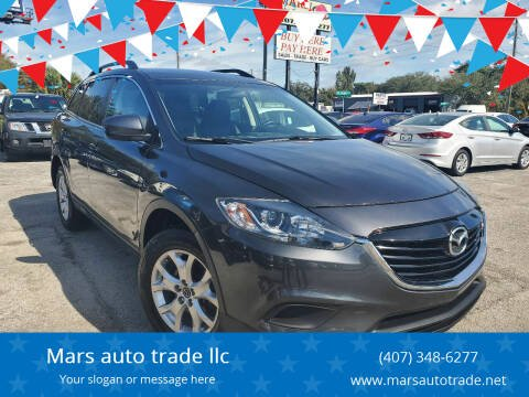 2014 Mazda CX-9 for sale at Mars auto trade llc in Kissimmee FL