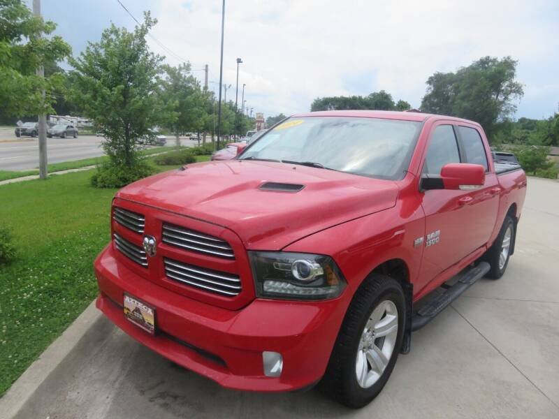 2014 RAM Ram Pickup 1500 for sale at Azteca Auto Sales LLC in Des Moines IA