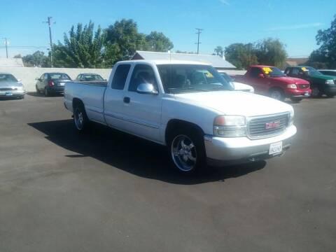 2002 GMC Sierra 1500 for sale at Car Spot in Las Vegas NV