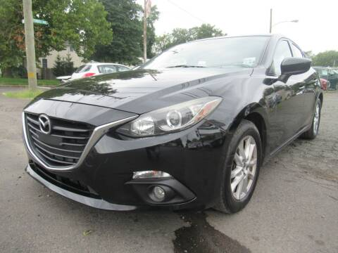 2016 Mazda MAZDA3 for sale at PRESTIGE IMPORT AUTO SALES in Morrisville PA