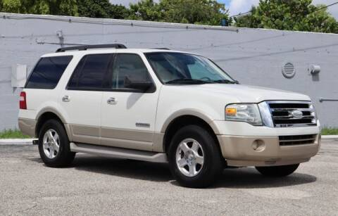 2008 Ford Expedition for sale at No 1 Auto Sales in Hollywood FL
