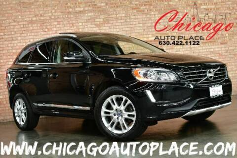 2014 Volvo XC60 for sale at Chicago Auto Place in Bensenville IL