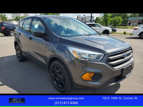 2018 Ford Escape for sale at Carmel Auto Group in Indianapolis IN