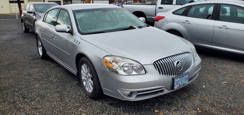 2011 Buick Lucerne for sale at Deanas Auto Biz in Pendleton OR