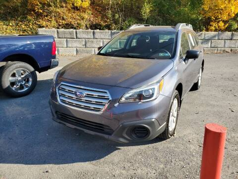2017 Subaru Outback for sale at K B Motors Inc in Reading PA