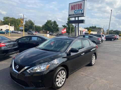 2017 Nissan Sentra for sale at Motor City Sales in Wichita KS
