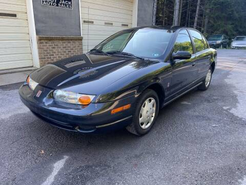 2002 Saturn S-Series for sale at Boot Jack Auto Sales in Ridgway PA