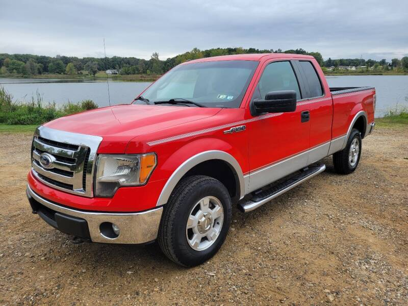 2011 Ford F-150 for sale at Rombaugh's Auto Sales in Battle Creek MI