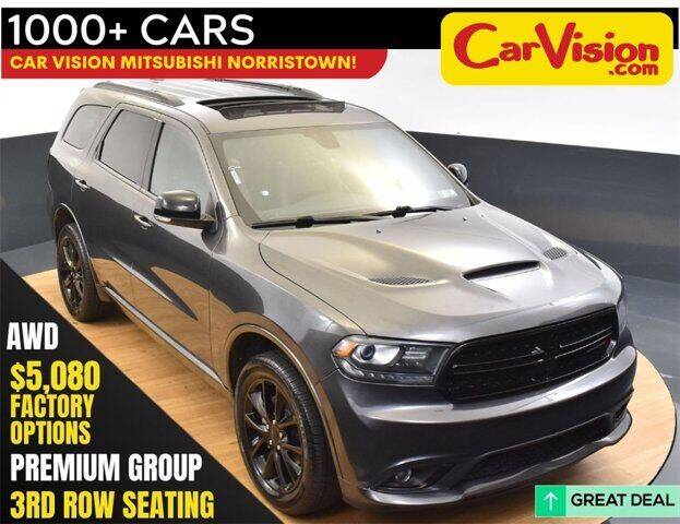 2018 Dodge Durango for sale at Car Vision Buying Center in Norristown PA