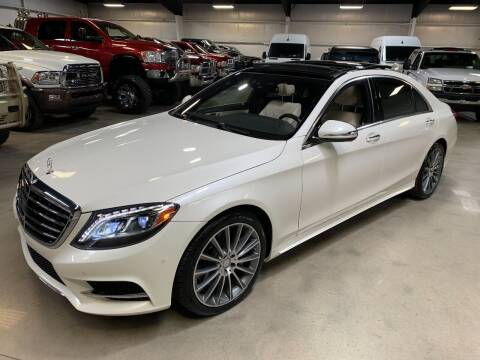 2017 Mercedes-Benz S-Class for sale at Diesel Of Houston in Houston TX