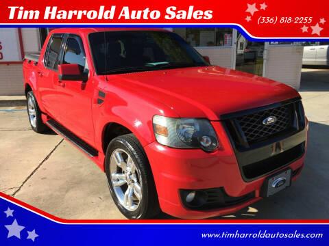 2008 Ford Explorer Sport Trac for sale at Tim Harrold Auto Sales in Wilkesboro NC