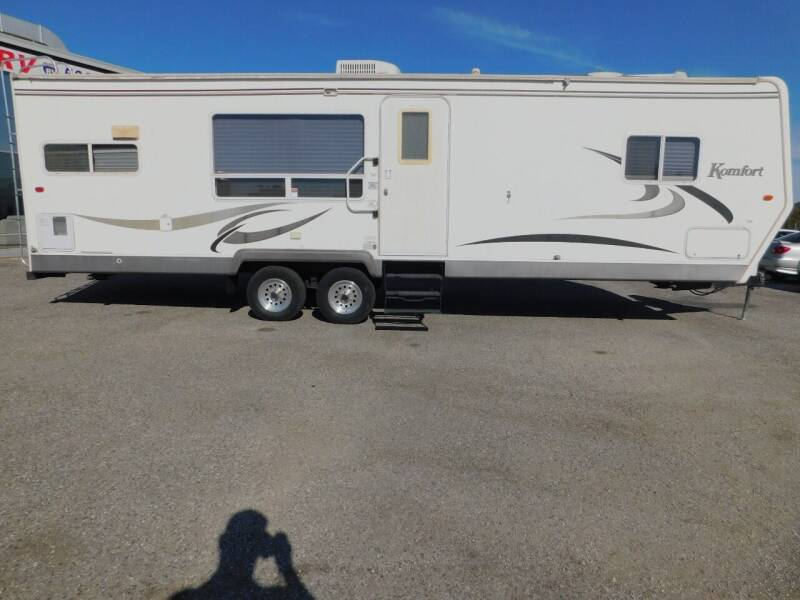 2007 Komfort 28 for sale at Gold Country RV in Auburn CA