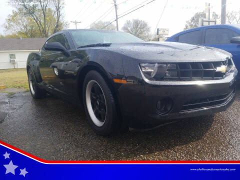 2011 Chevrolet Camaro for sale at Shelton & Son Auto Sales L.L.C in Dover AR
