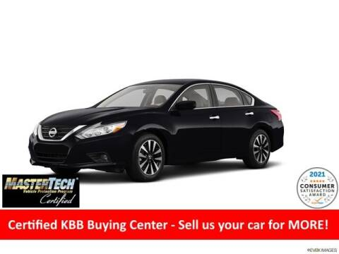 2018 Nissan Altima for sale at Strawberry Road Auto Sales in Pasadena TX