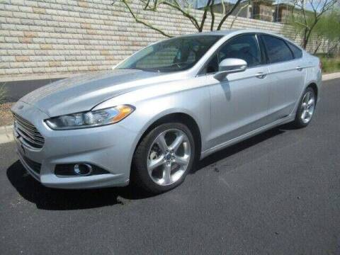 2013 Ford Fusion for sale at MyAutoJack.com @ Auto House in Tempe AZ