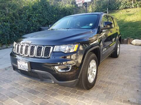2017 Jeep Grand Cherokee for sale at Best Quality Auto Sales in Sun Valley CA