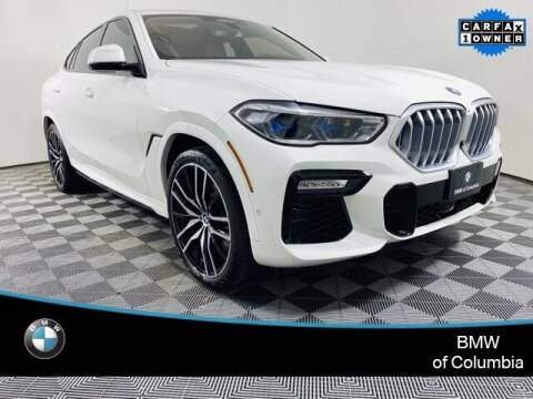 2020 BMW X6 for sale at Preowned of Columbia in Columbia MO