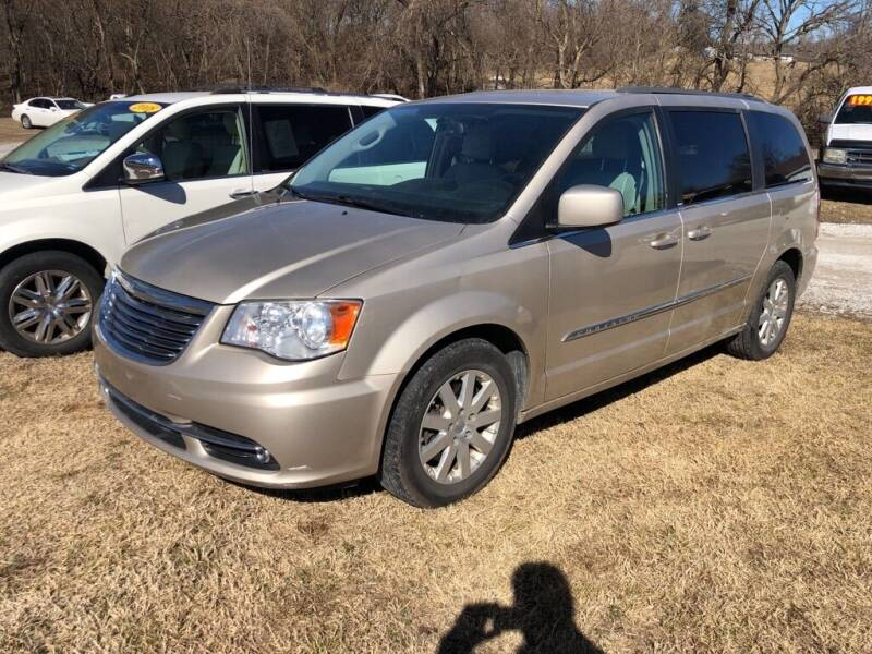 2013 Chrysler Town and Country for sale at R.E.D. Auto Sales LLC in Joplin MO
