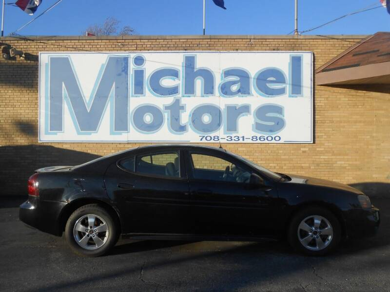 2005 Pontiac Grand Prix for sale at Michael Motors in Harvey IL